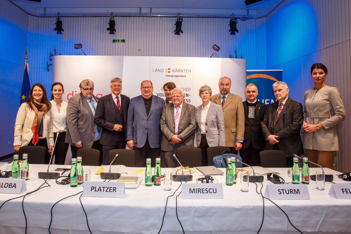 Das 22. Seminar der slawischen Minderheiten fand in Bleiburg/Pliberk, Österreich, statt