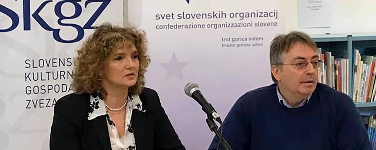 Die Slowenische Minderheit in Italien warnt den neuen Premierminister